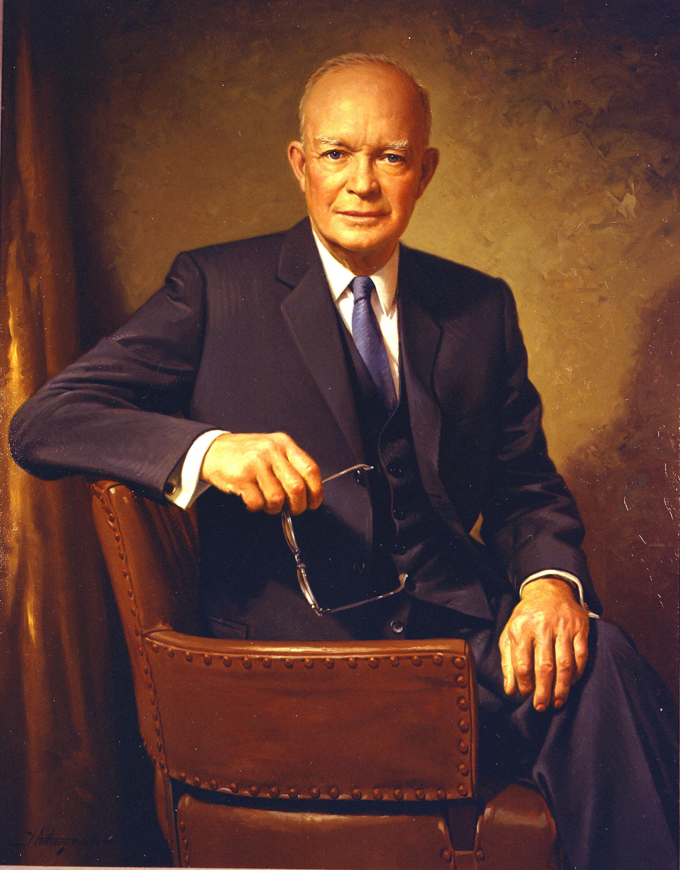 Дуайт Эйзенхауэр - биография, новости, личная жизнь ...