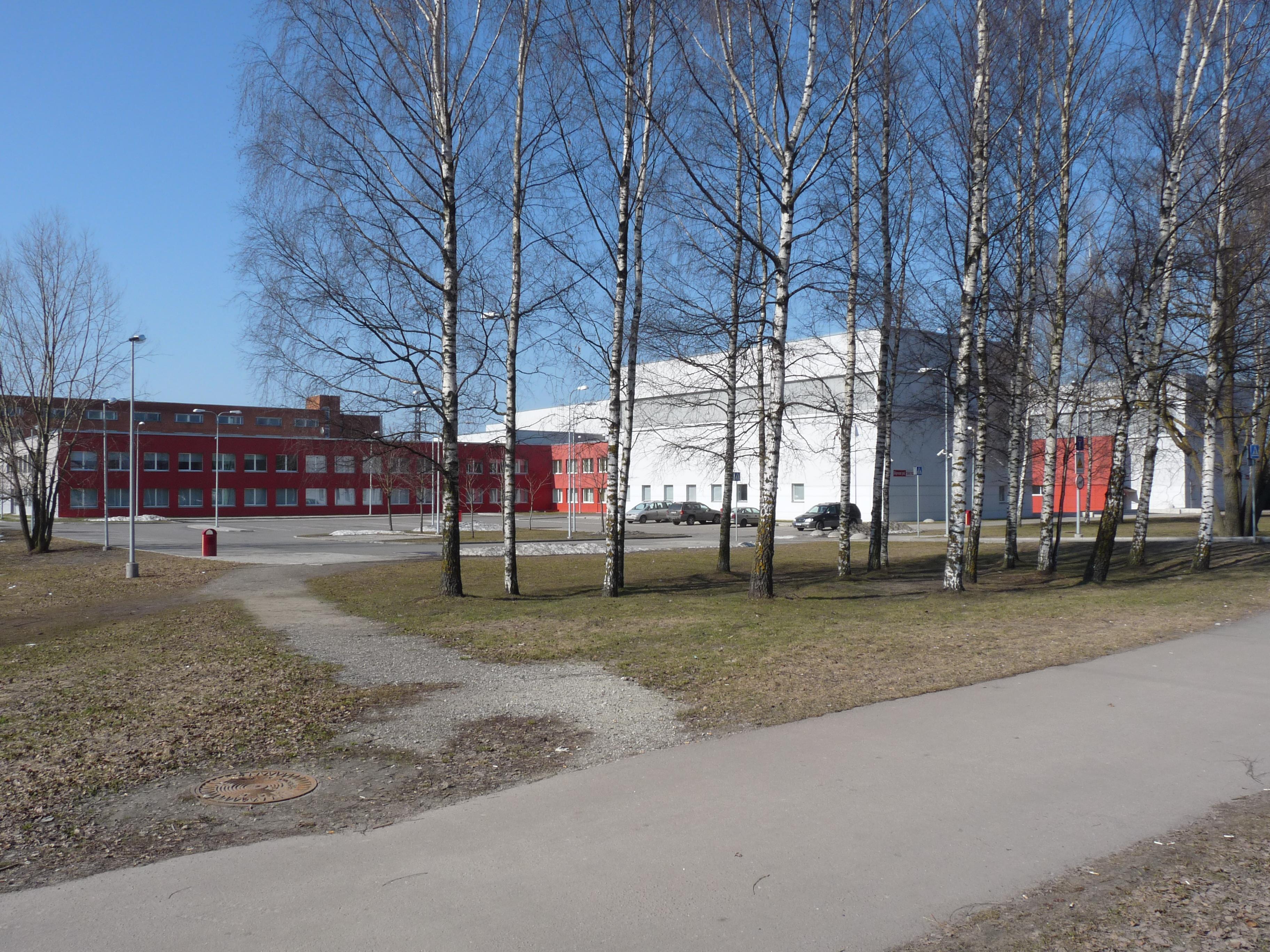 Таллинский центр профессионального