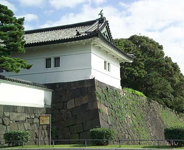 императорский дворец токио