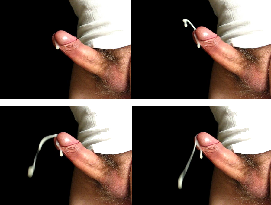 Male Ejaculation Picture
