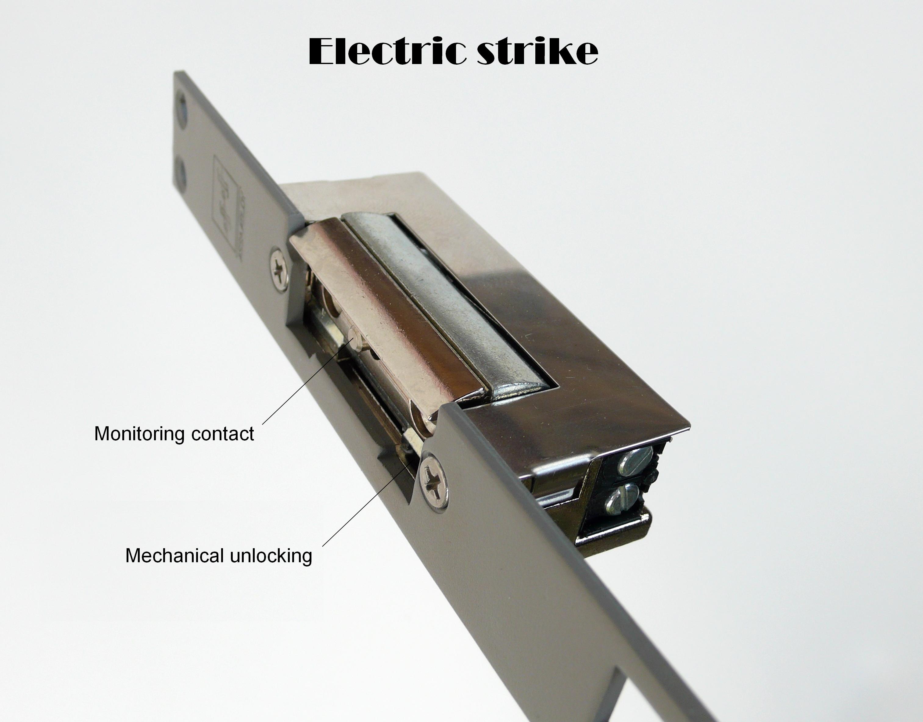 Электромеханический замок это Что такое