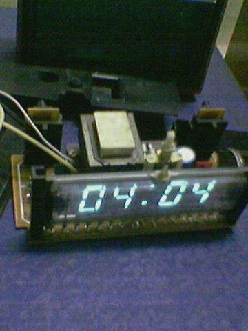 часов «Электроника 4.13».