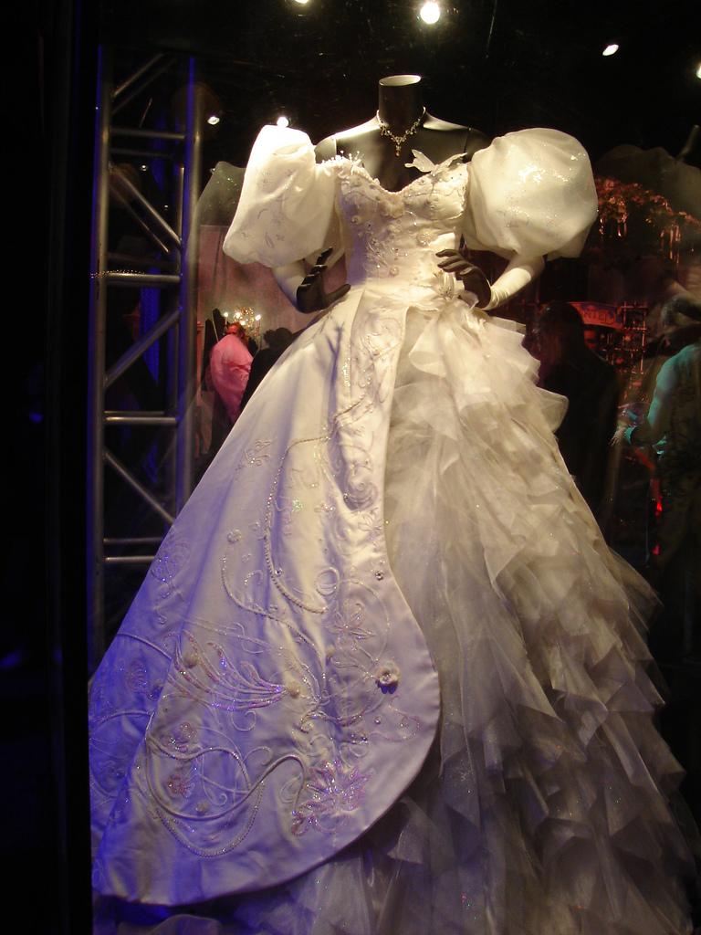 Дизайн отдел одежды