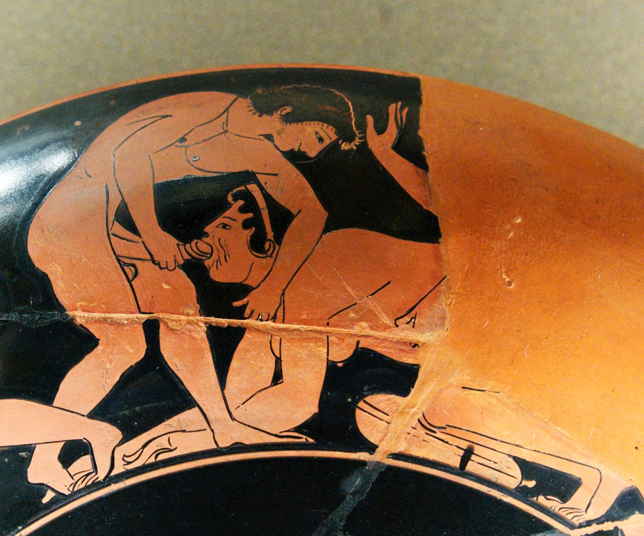 Секс в Древней Греции: фото, как занимались сексом в ...