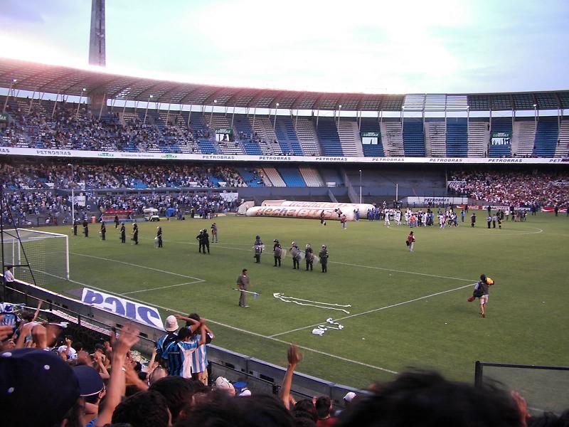for Puerta 20 estadio racing