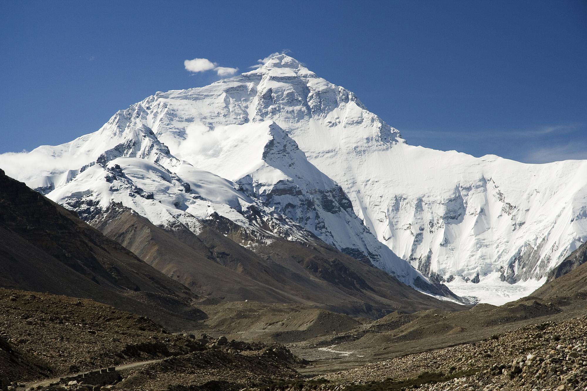 Мобильная связь и интернет – теперь и на Эвересте