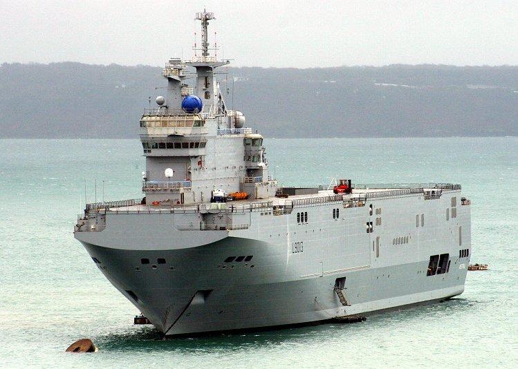 Универсальные десантные корабли лавина