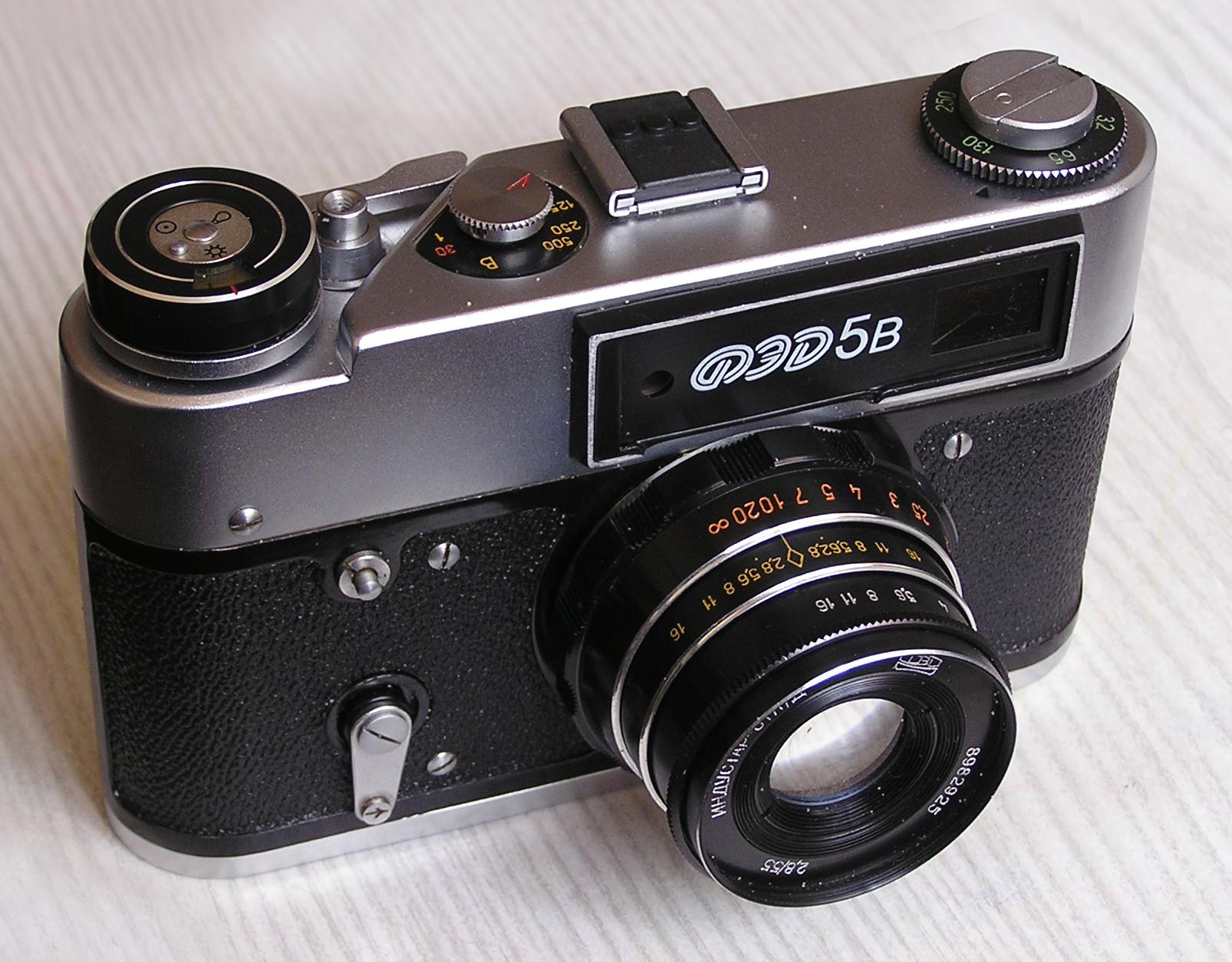 самый дорогой фотоаппарат собранный в ссср другой смертельно