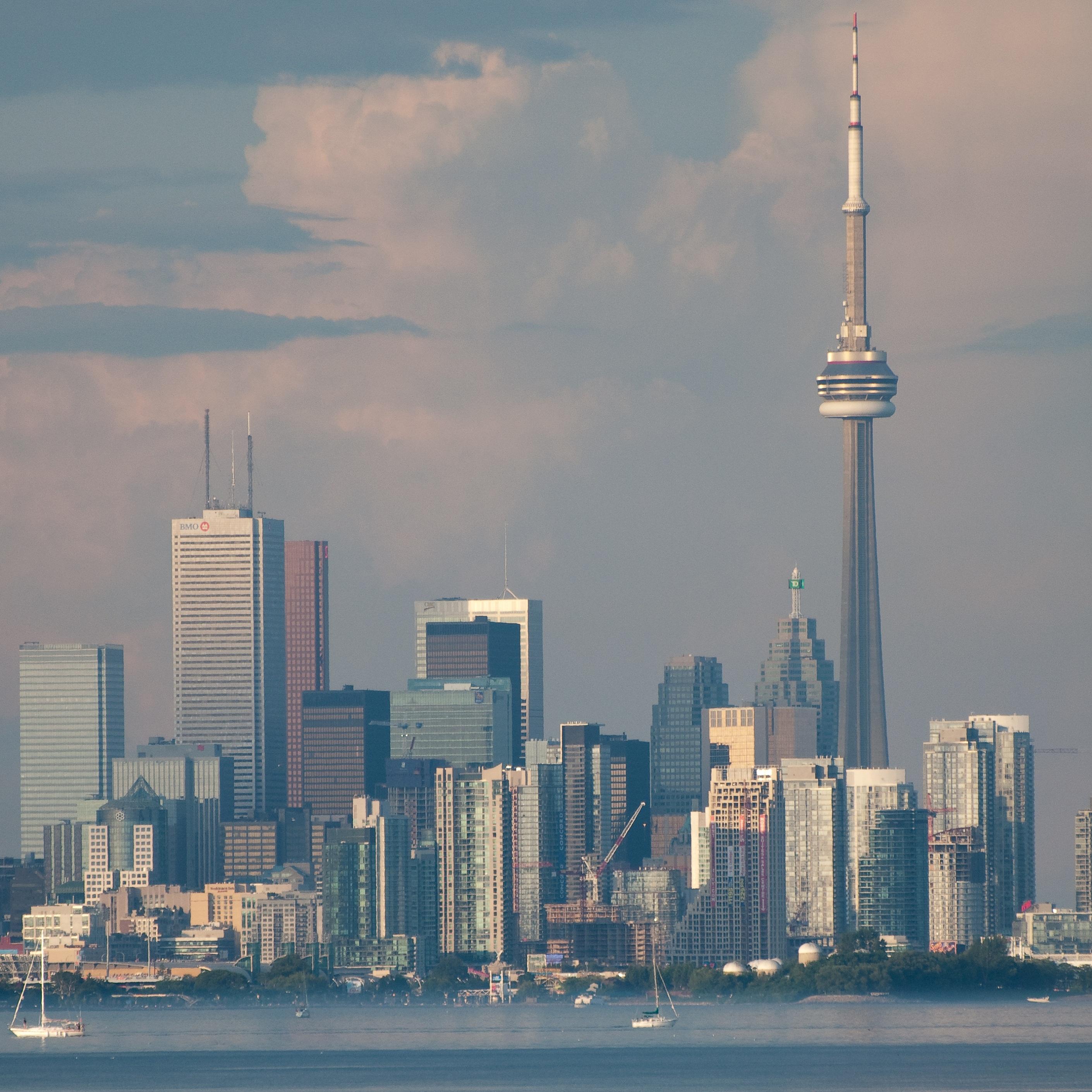 Торонто достопримечательности