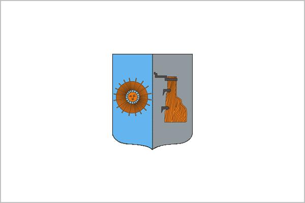 Флаг Бо�ови��кого �айона ��о Ч�о �акое Флаг