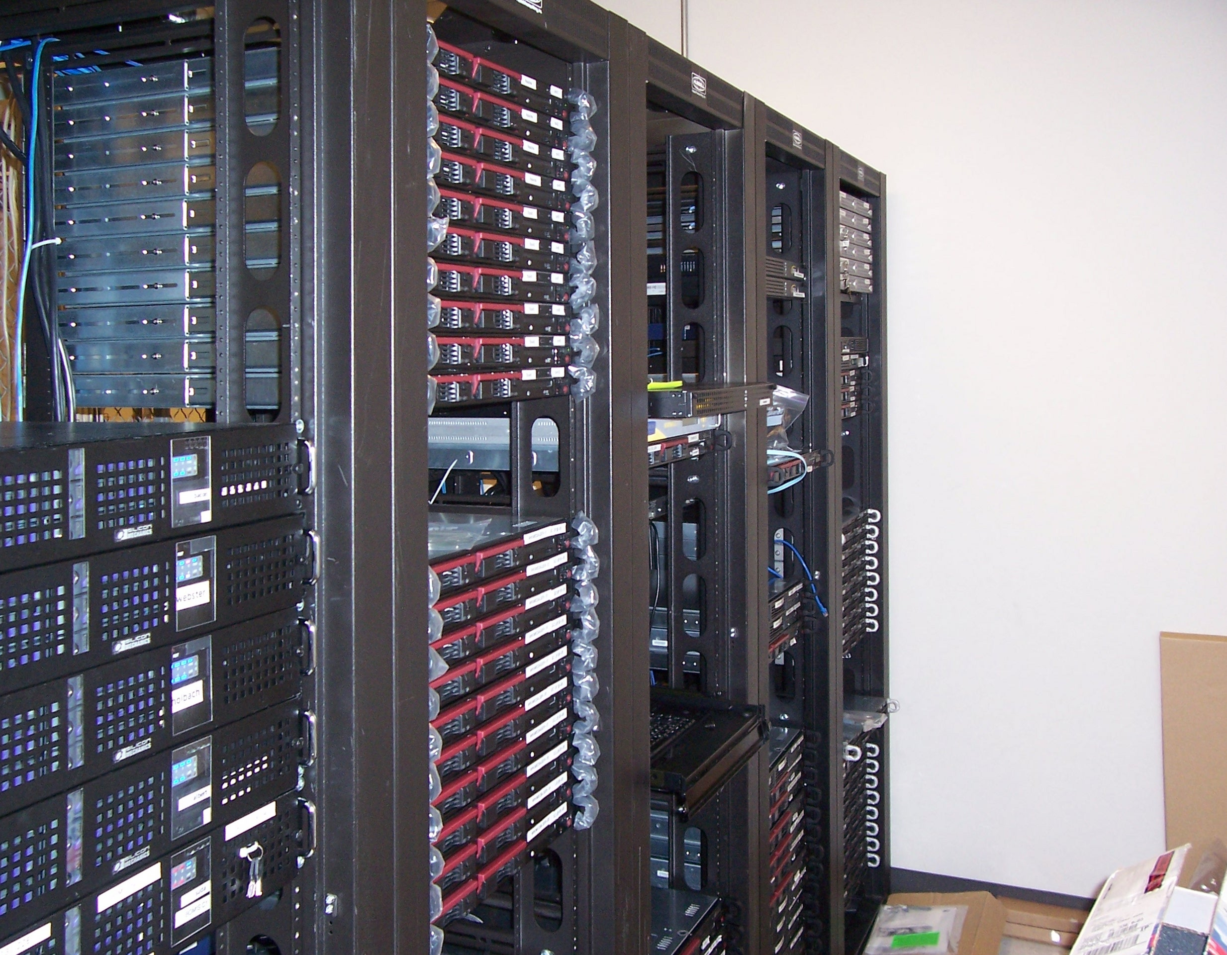 web сервер компьютер: