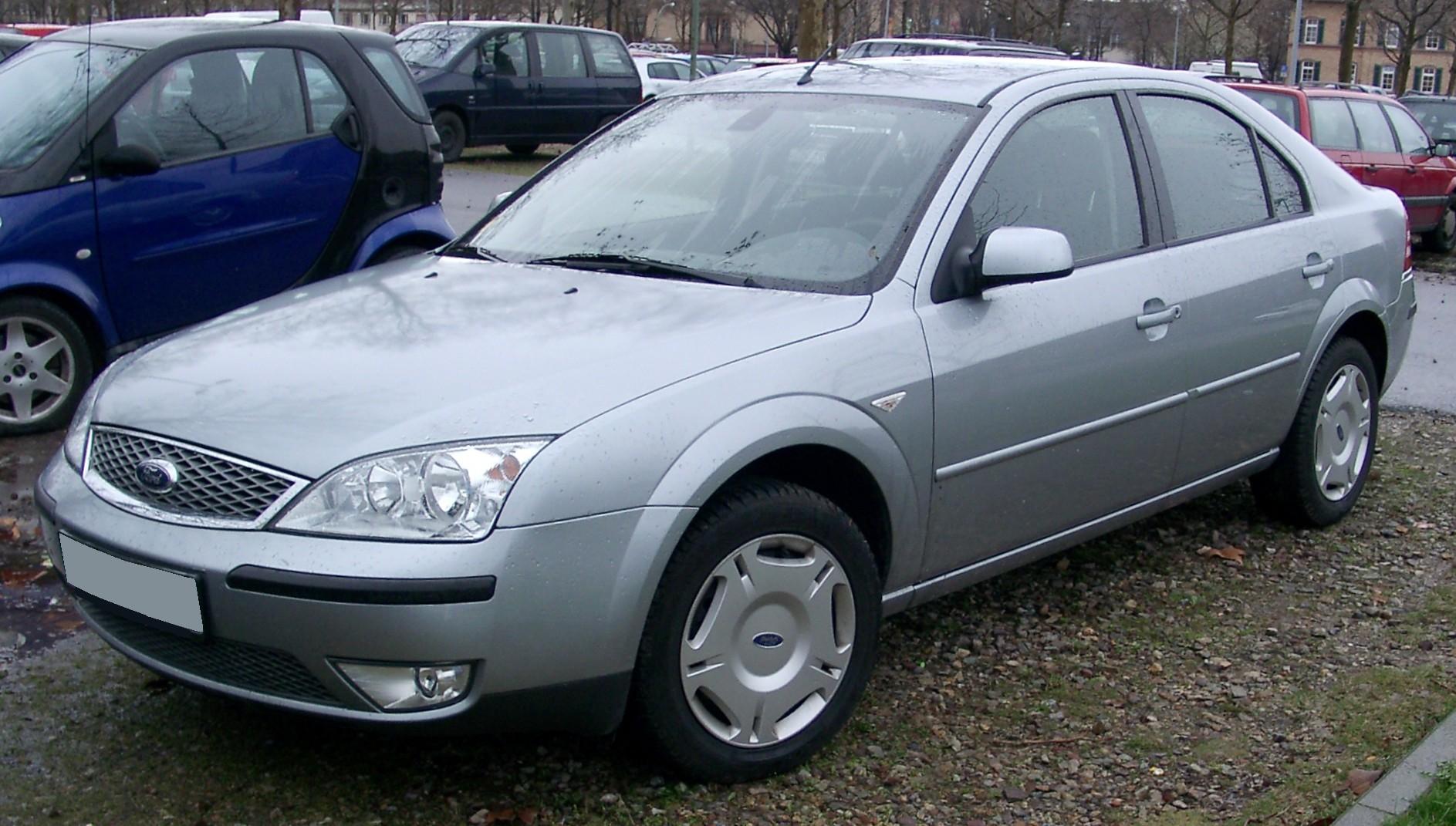 Форд мондео 3 фото
