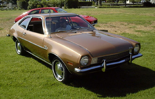 Ford pinto на викискладе