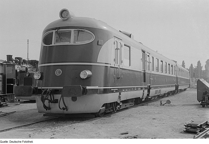 Дизель-поезд серии VT 14.12,