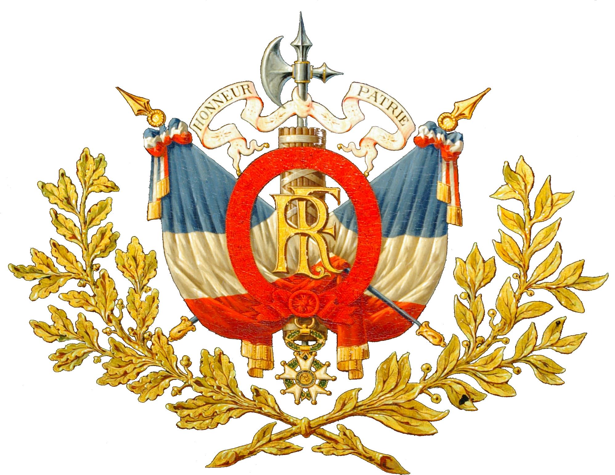 Национальный символ франции