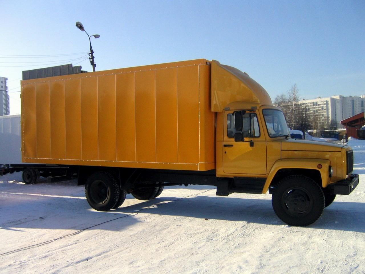 Тюнинг газ 3309 фото