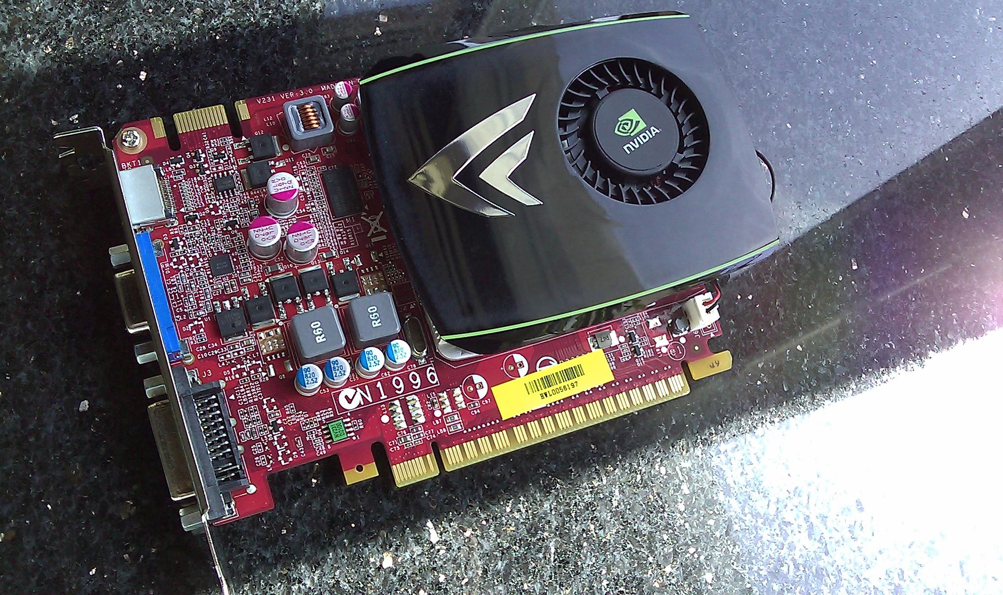 Nvidia geforce gt 545 скачать драйвера