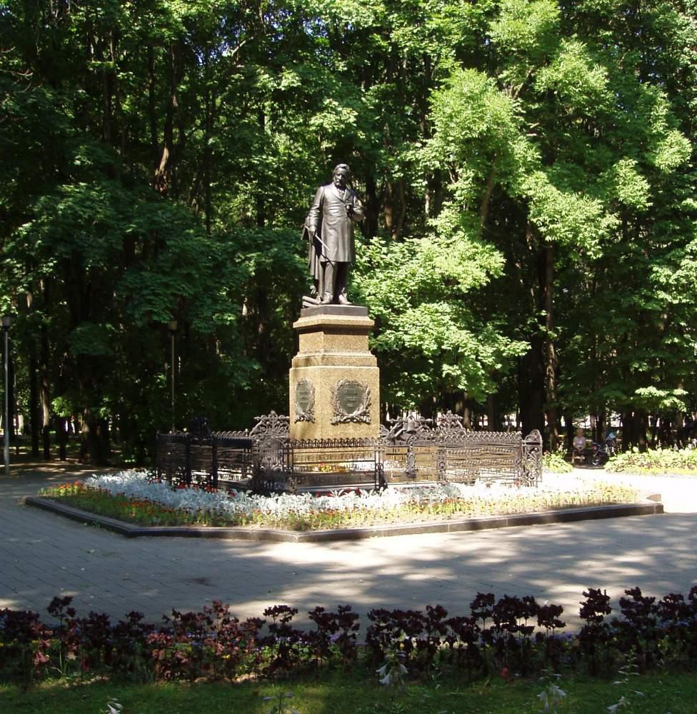 глинка познакомился с пушкиным год