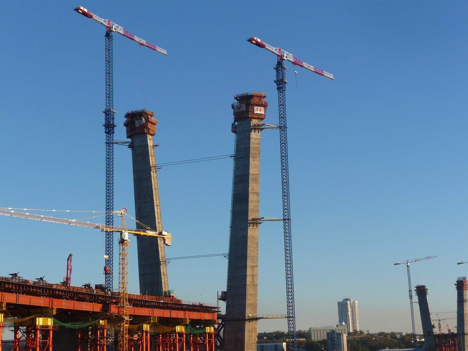 мост владивосток схема