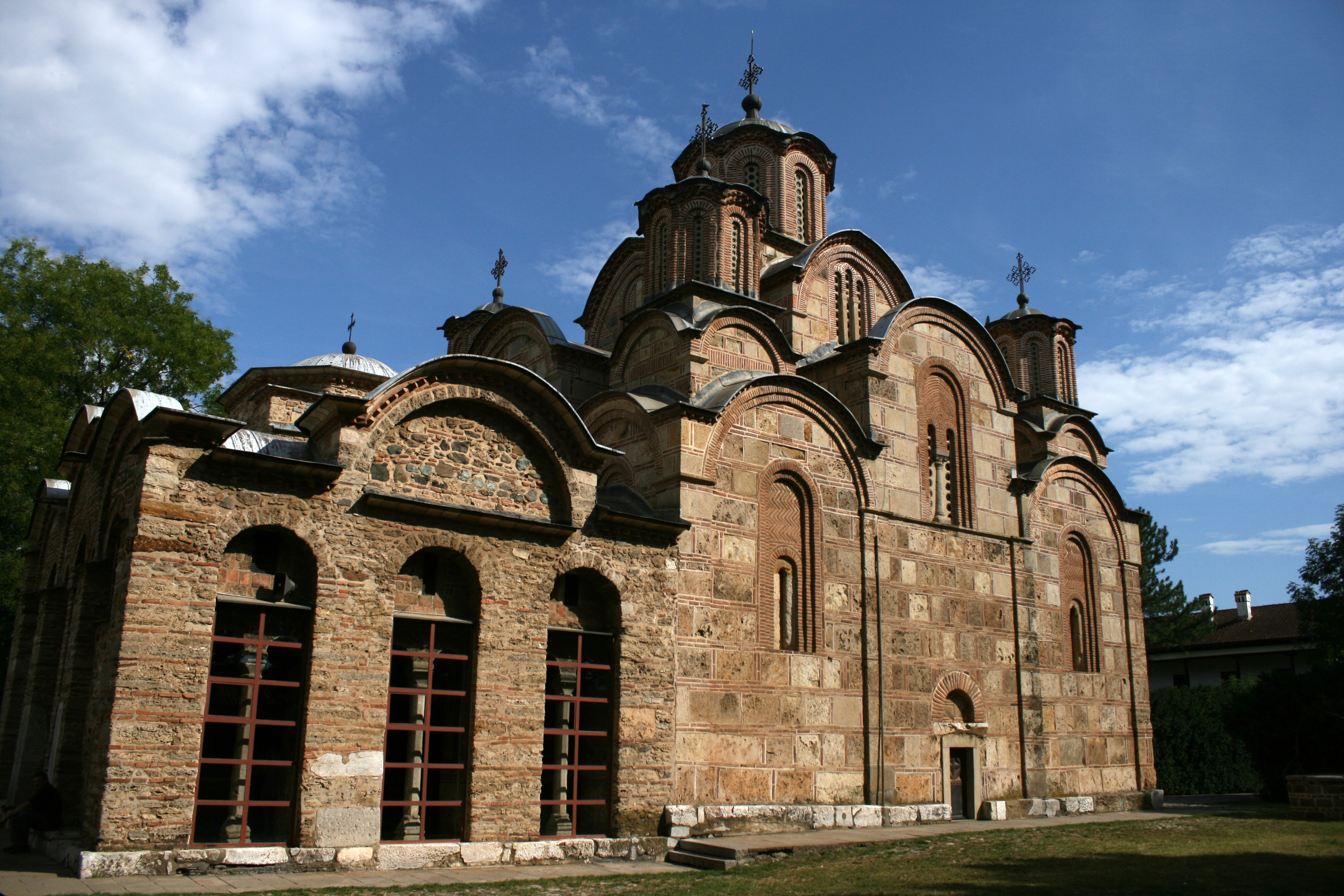 Грачаница (монастырь) - это... Что такое Грачаница ...