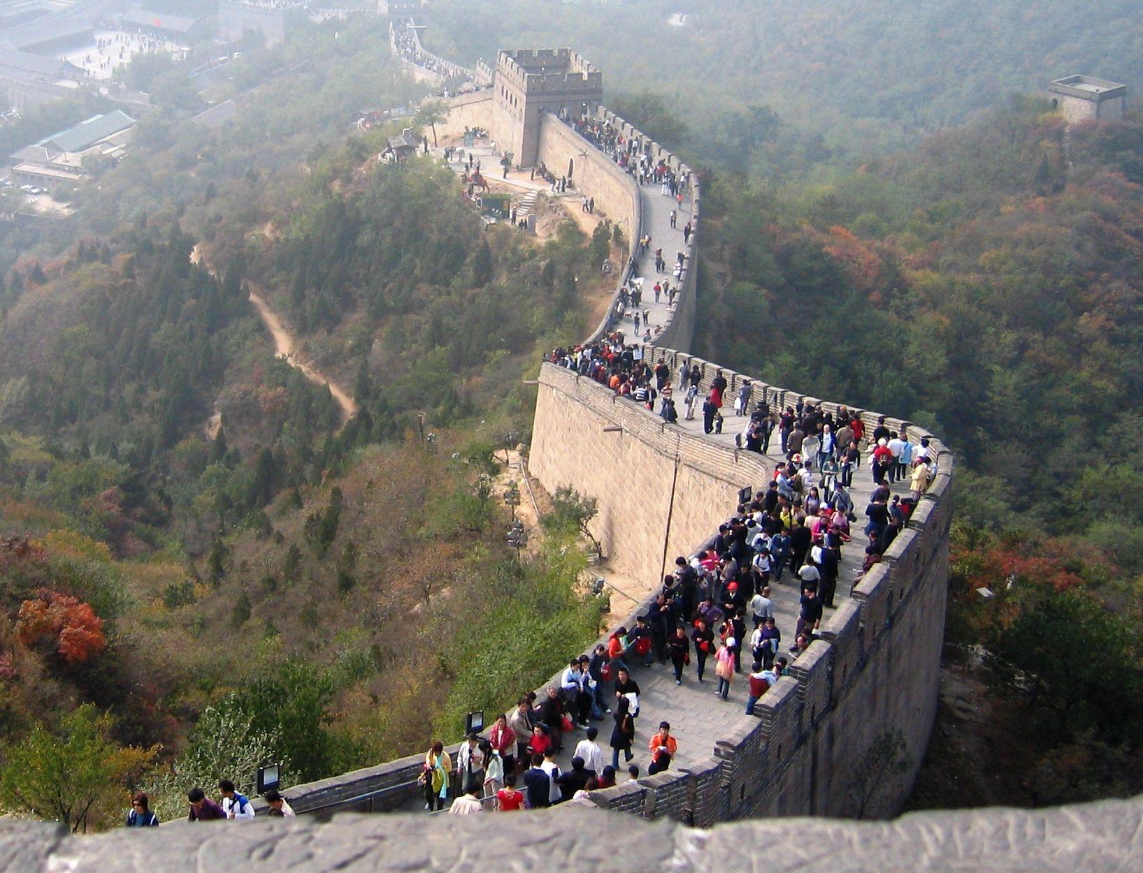 Застава Бадалин на Великой Китайской стене