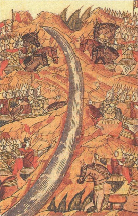 Свержение Монголо Татарского Ига Кратко