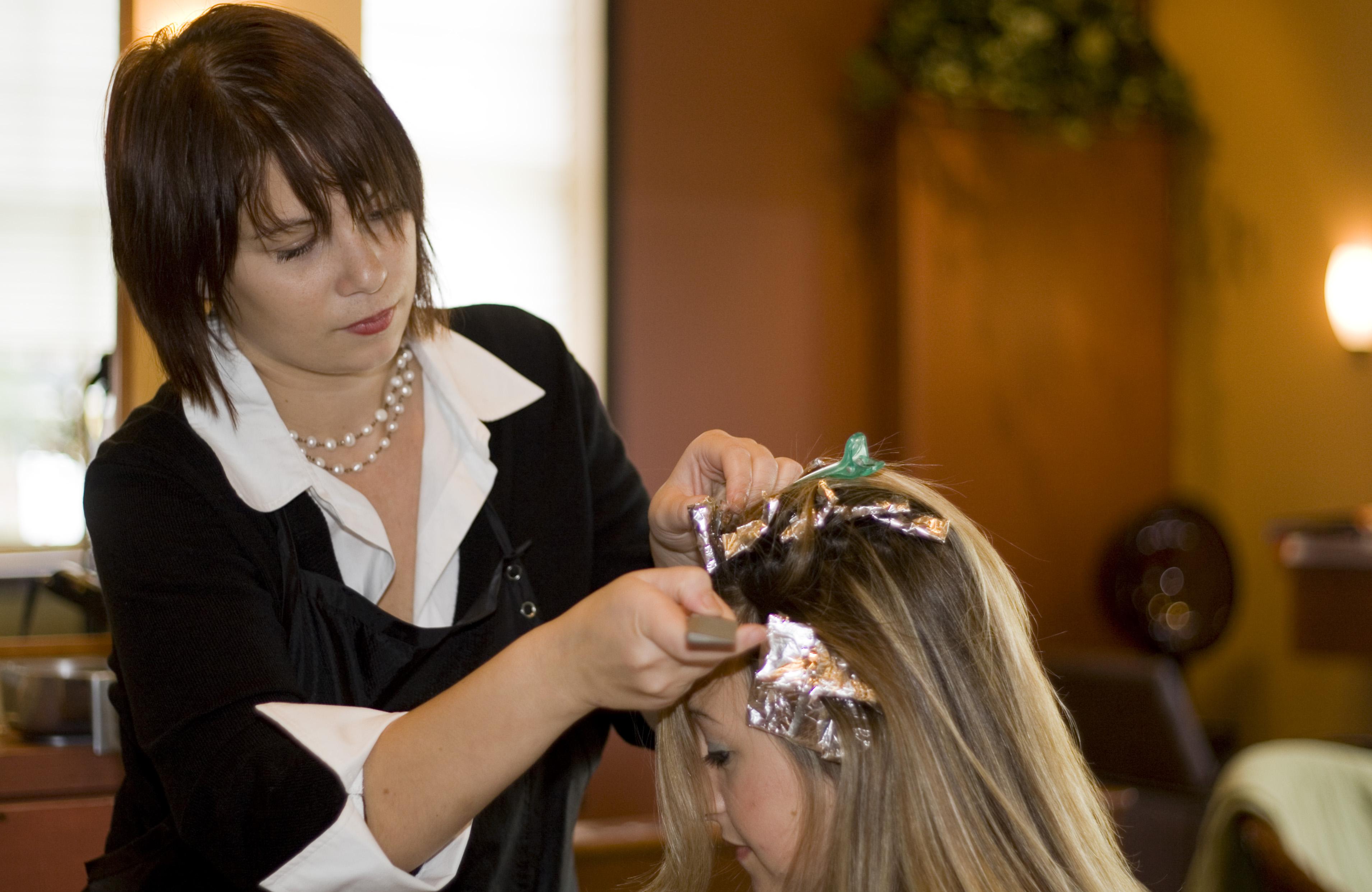 Окрашивание волос это Что такое Окрашивание волос