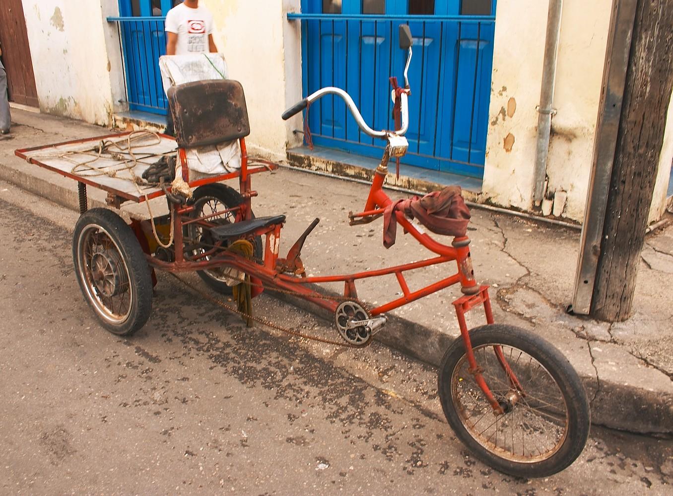 Велосипед взрослый на 3 колесах своими руками 60