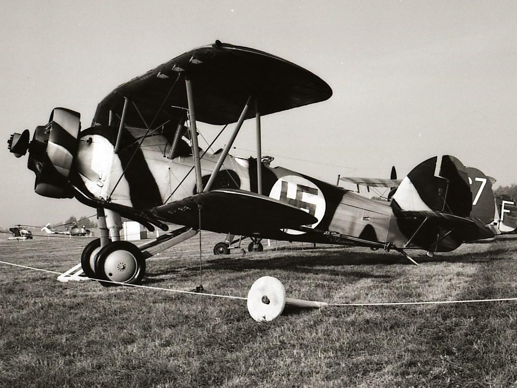 Обои самолеты, Hawker demon, nimrod. Авиация foto 16