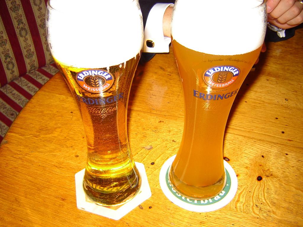 белое бельгийское пиво:
