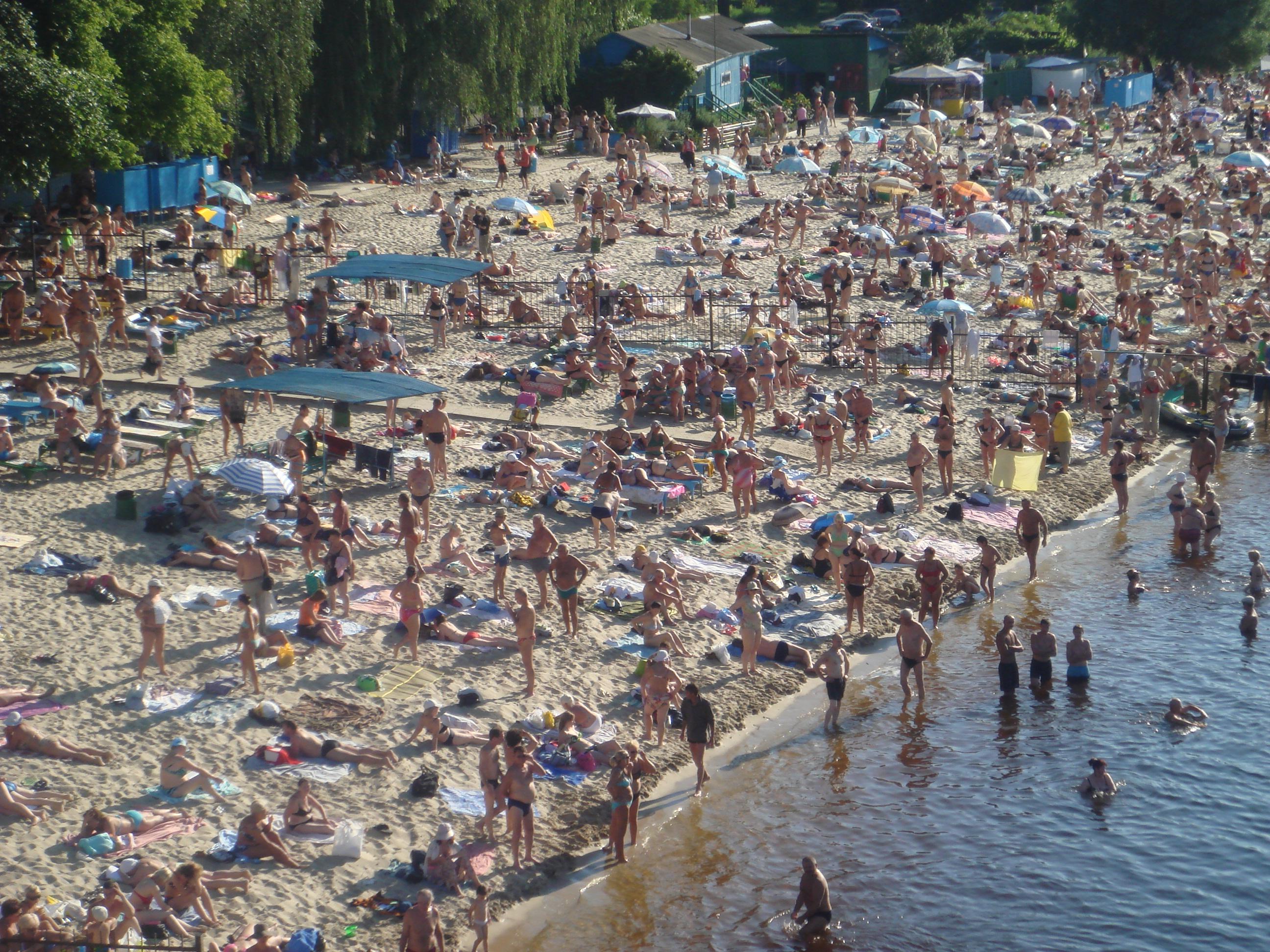 Фото людей на нудистских пляжах 21 фотография