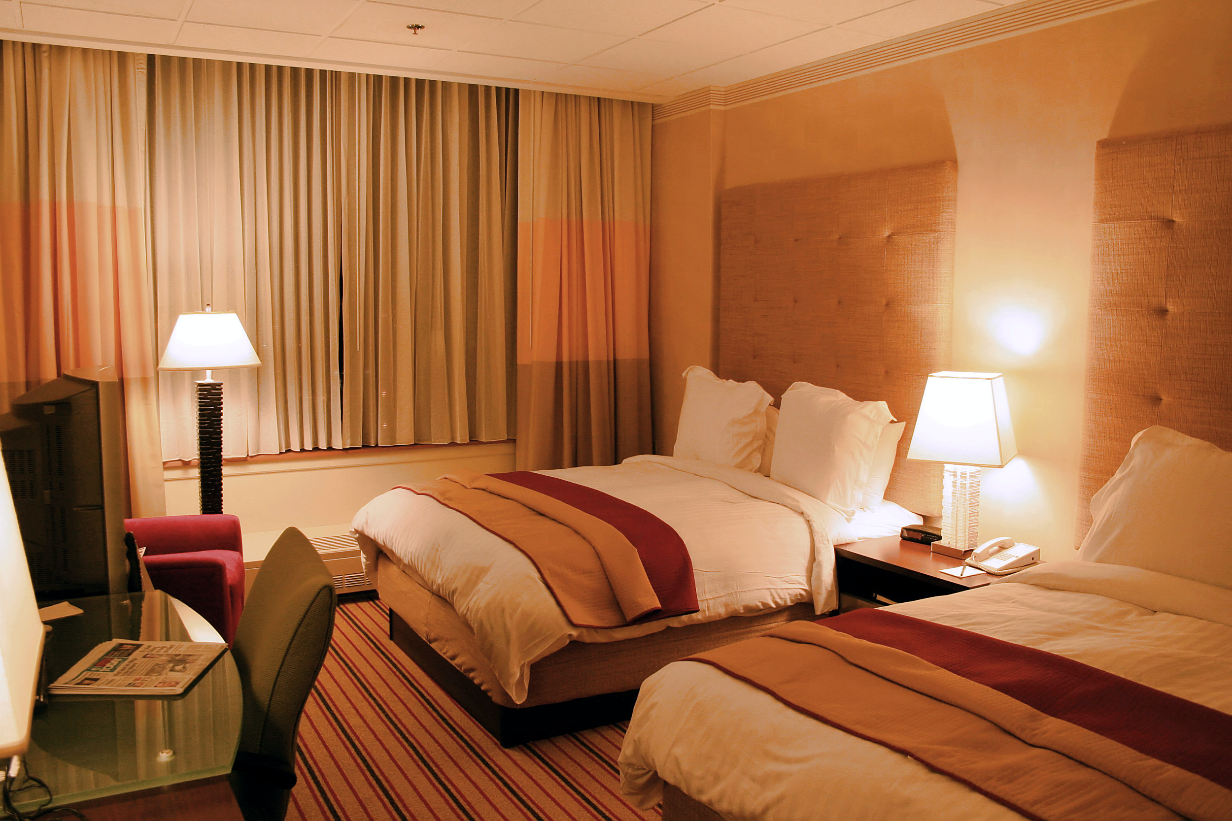 Из чего состоит хорошая атмосфера в гостинице
