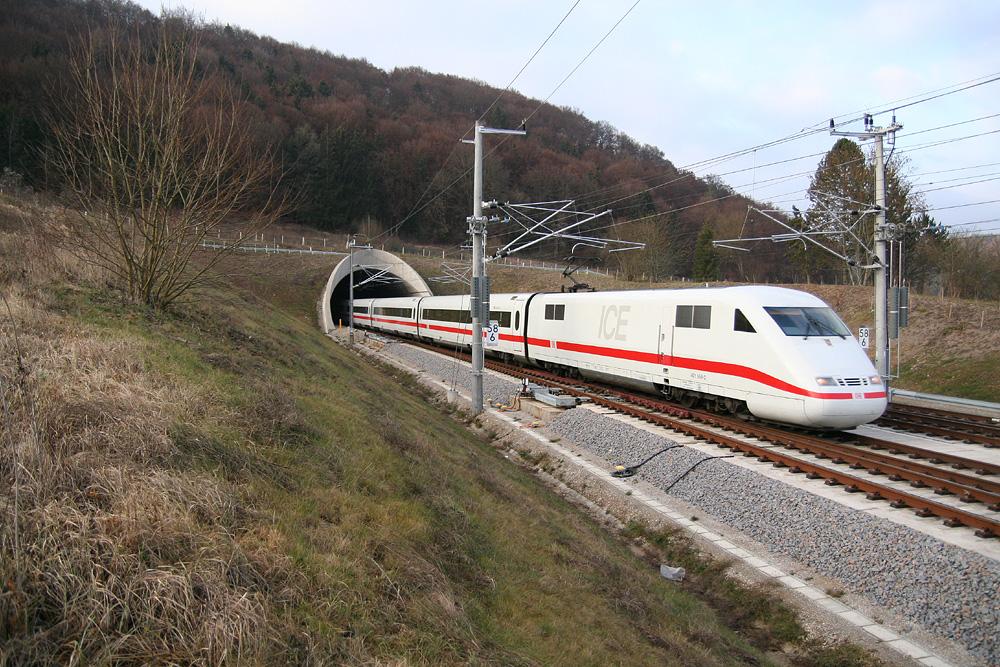 Первое поколение поездов ICE