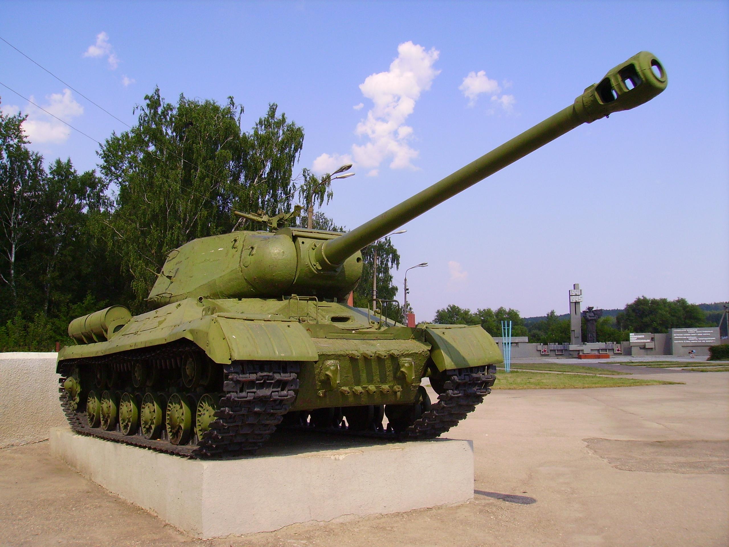 В целом танк полностью оправдал