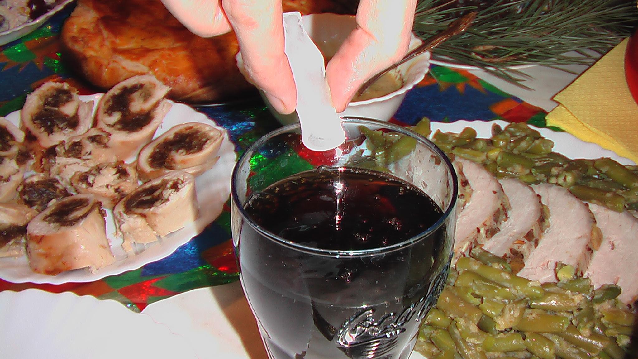 Приготовление энергетического напитка из кока-колы дома