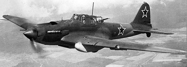 Штурмовик Ил-2M