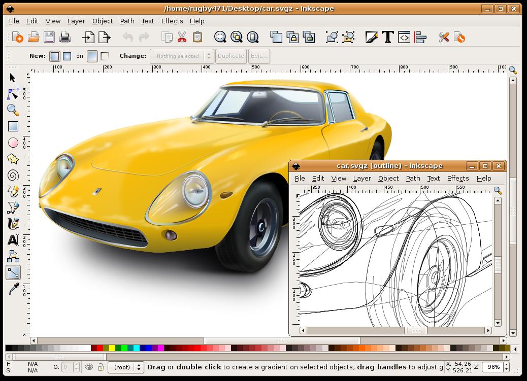 Inkscape Inkscape