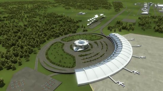 аэропорта «Иркутск-Новый»
