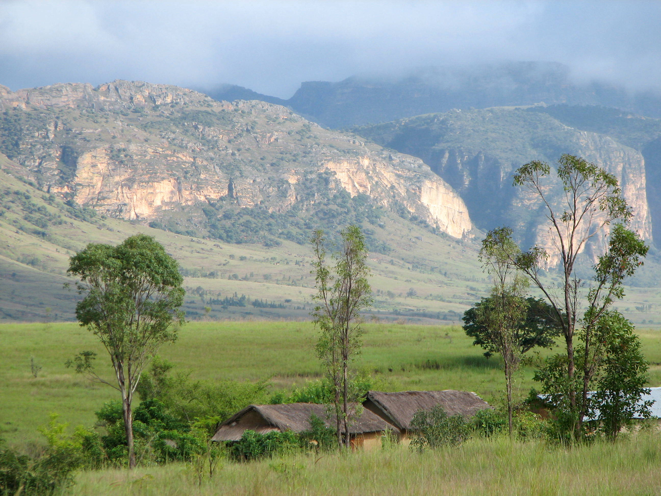 TRIP DOWN MEMORY LANE: BARA PEOPLE: MADAGASCARS`S ...