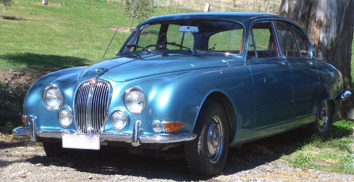 Jaguar S-Type (1963) - это... Что такое Jaguar S-Type (1963)?