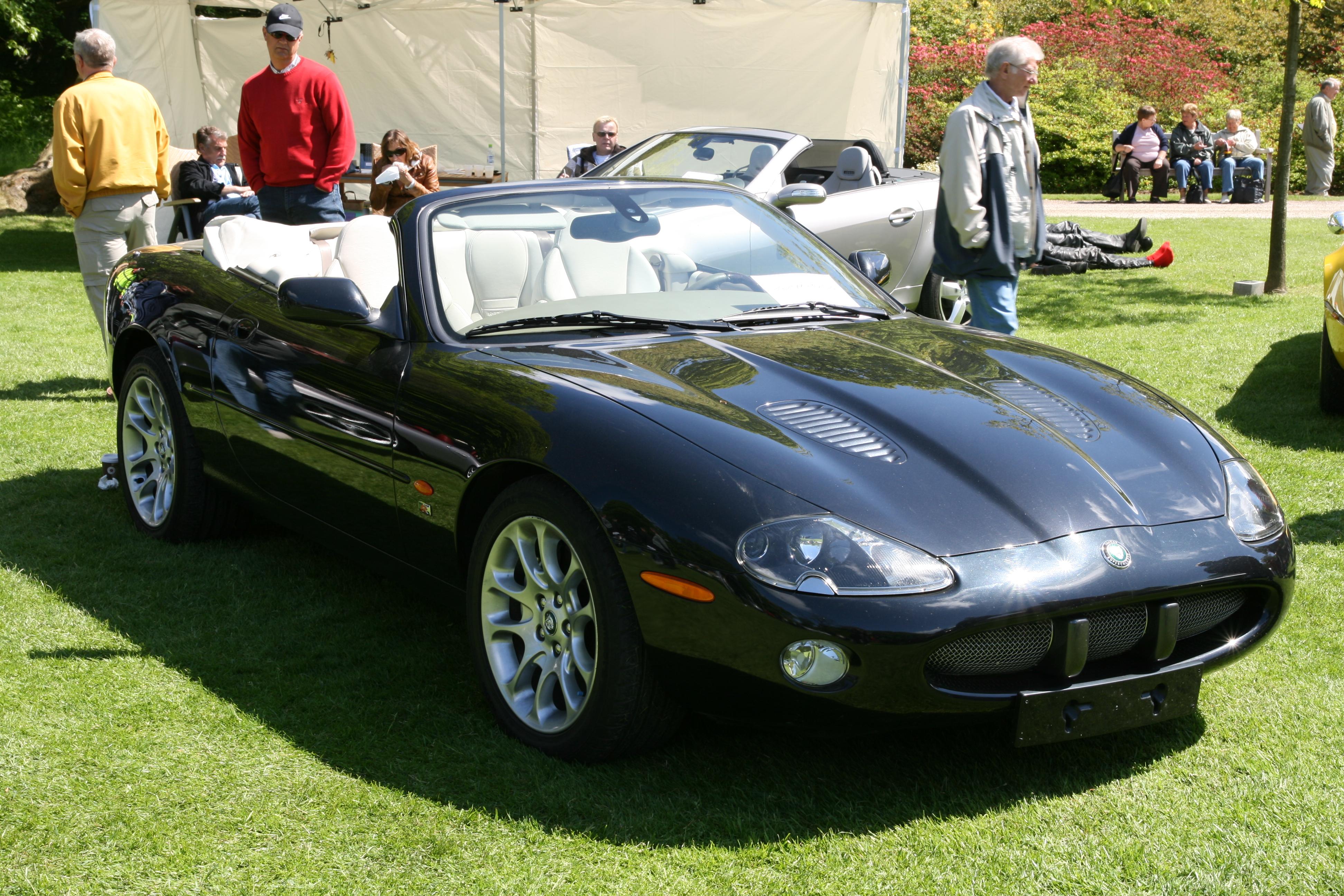 Jaguar XK - это... Что такое Jaguar XK?