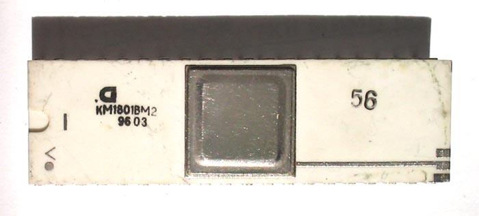 КМ1801ВМ2 производства СЭМЗ
