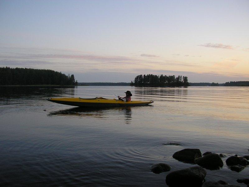 Экстримальные виды спорта: рафтинг и байдарки