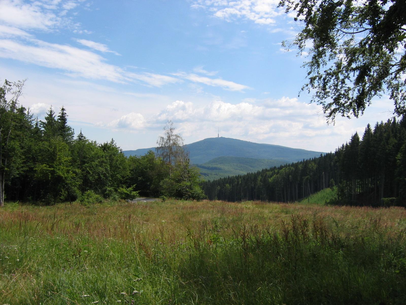 Гора кекеш 1014 м