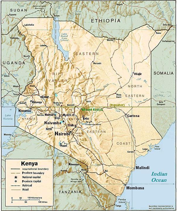 Центральная провинция (Кения)