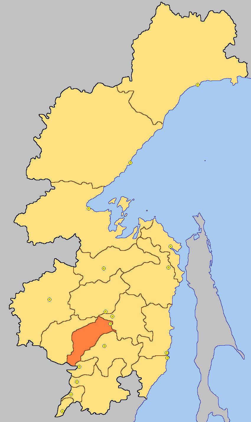 карта амурского района хабаровского края