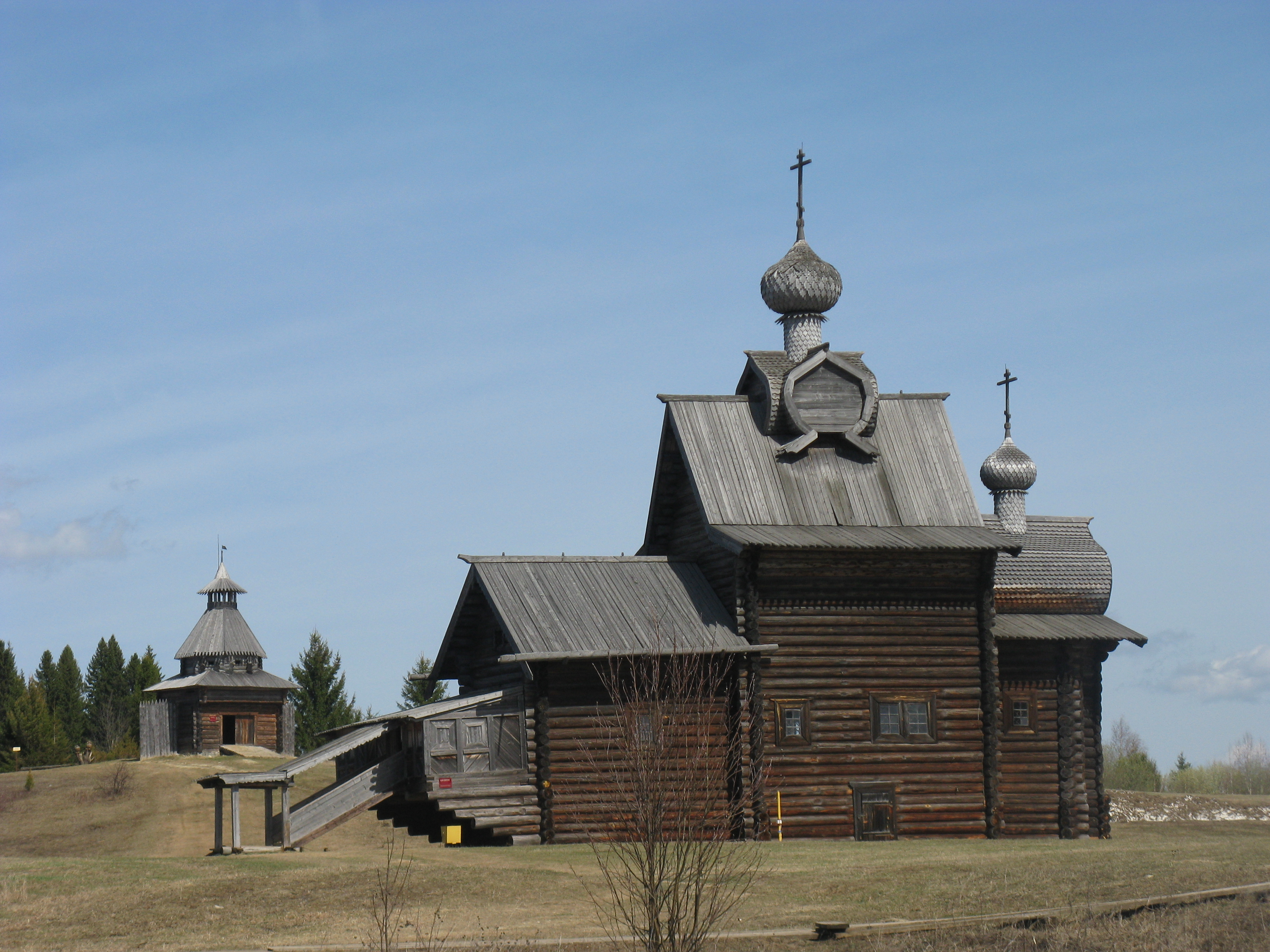 фото деревянные церкви