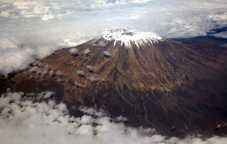 Африка гора