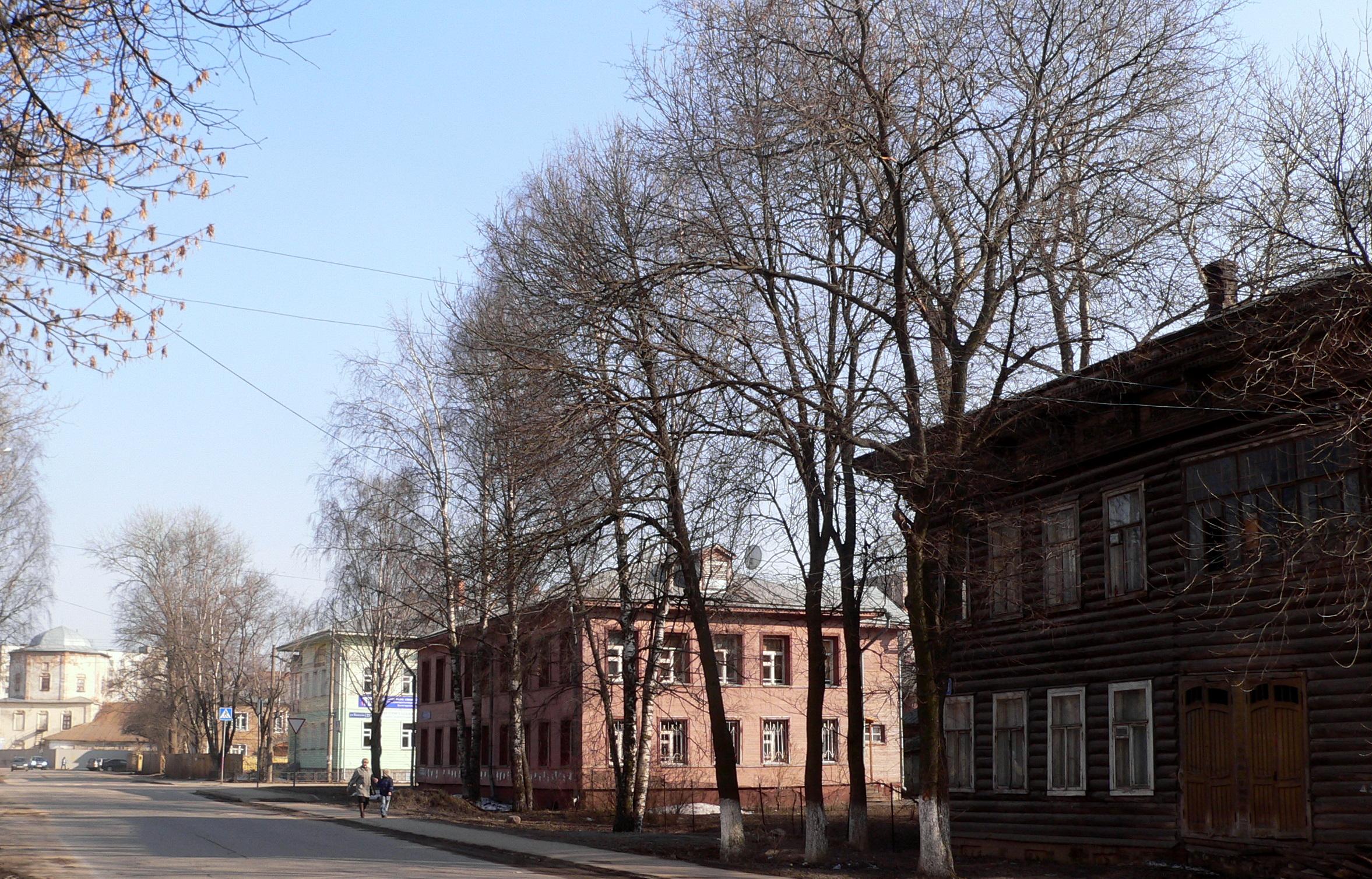 Вологда картинки улиц того как