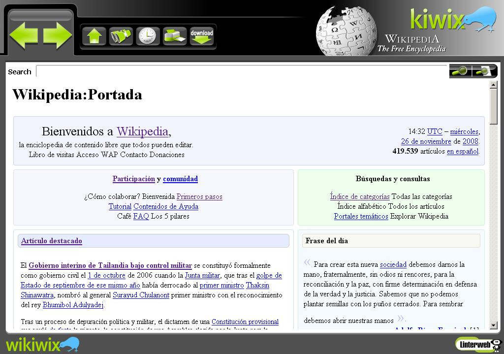 logiciel kiwix